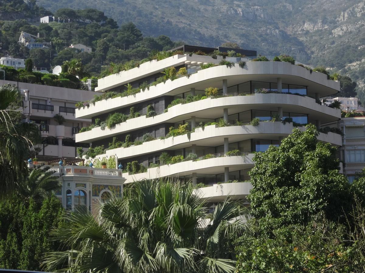 La Petite Afrique Monte Carlo 2016 Structurae