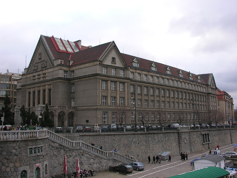 Law School, Prague