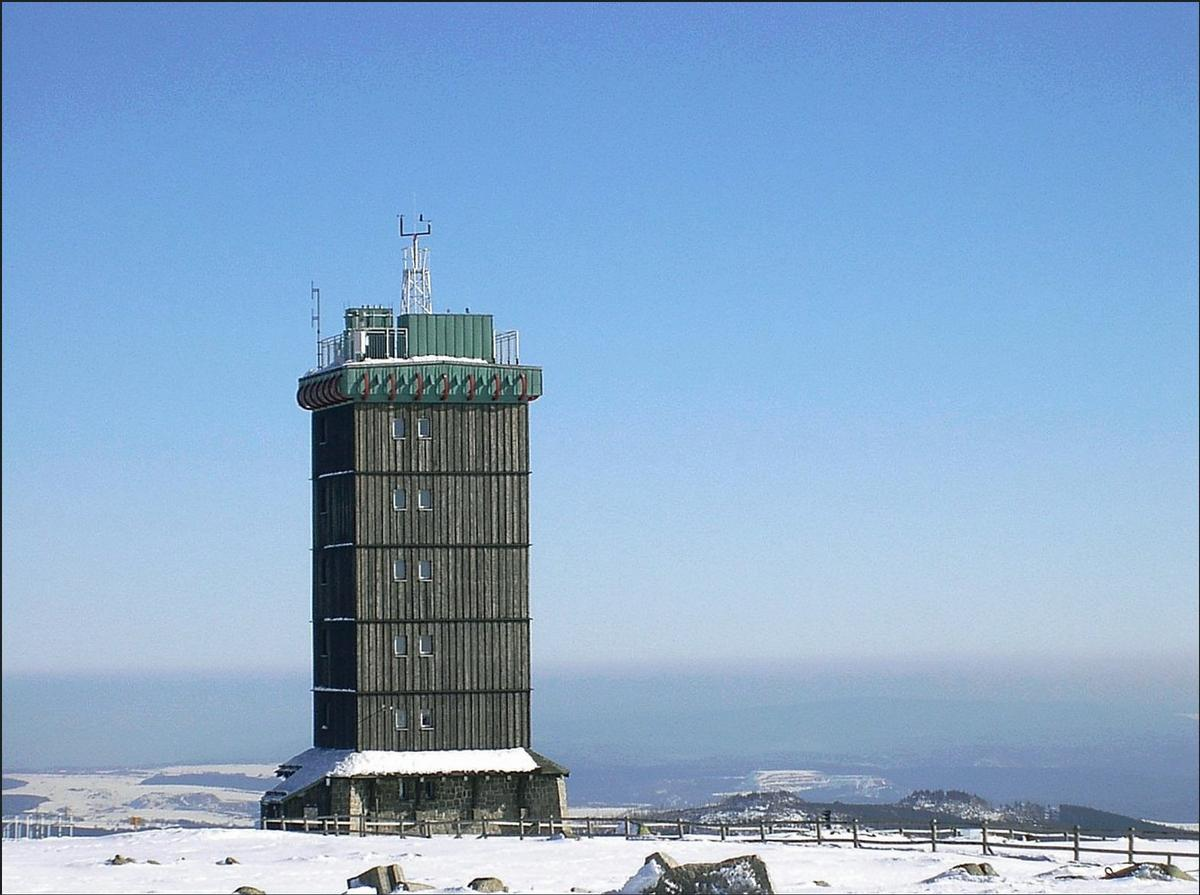 Brocken Transmitter