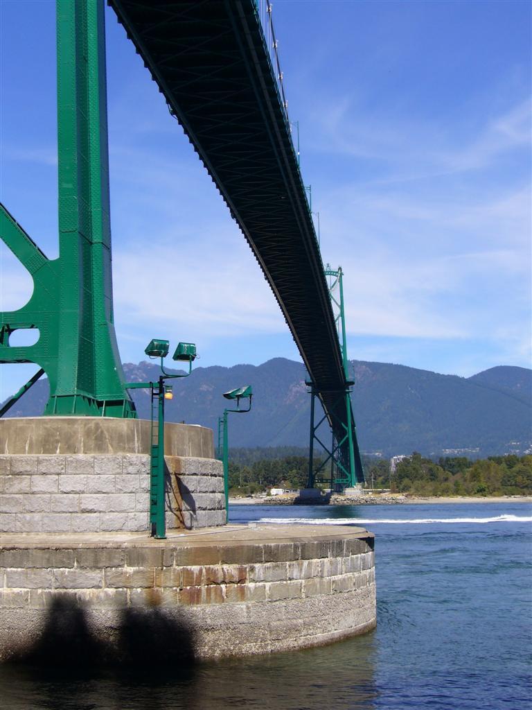 Lions' Gate Bridge, Vancouver
