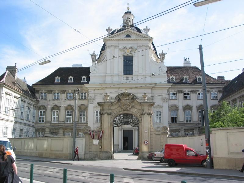 Salesianerinnenkirche & Kloster, Vienna