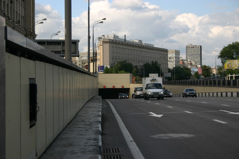 Moscow-Lefortovo Tunnel