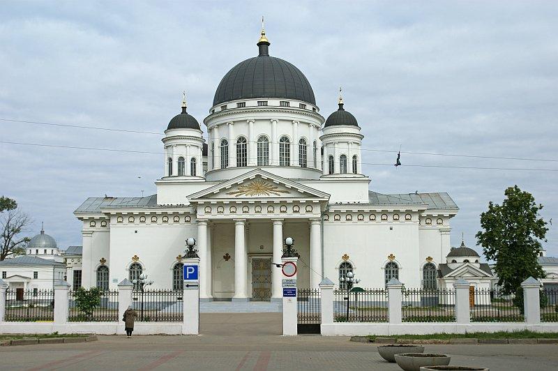 Media File No. 113967 Tranfiguration cathedral (Староярмарочный собор) Nizhny Novgorod, Nizhny Novgorod Oblast, Russia Yarmarochniy pr. 1822 arch. Auguste de Montferrand