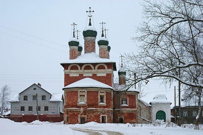 Eglise Notre-Dame-de-Smolensk