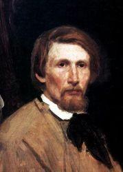 Viktor Michailovich Vasnetsov self-portrait