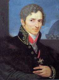 Andrey Nikiforovich Voronikhin Engraving by V. A. Bobrov from the beginning of the XIXth century