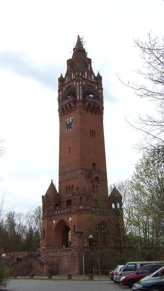 Grunewaldturm, Berlin-Grunewald