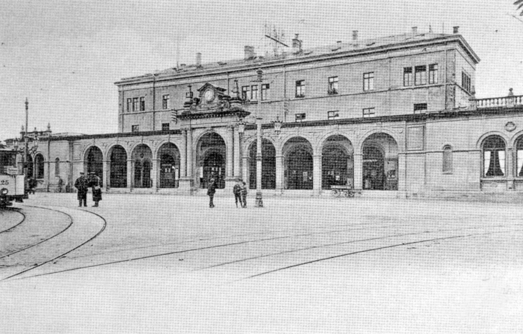 Stuttgart-Bad Cannstatt Station