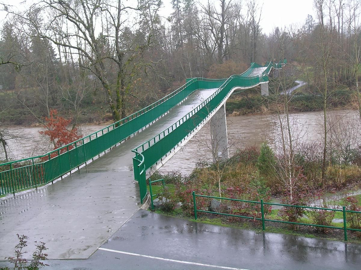 Rogue River Ribbon Bridge