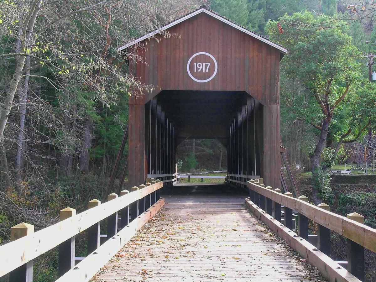 Applegate River Bridge