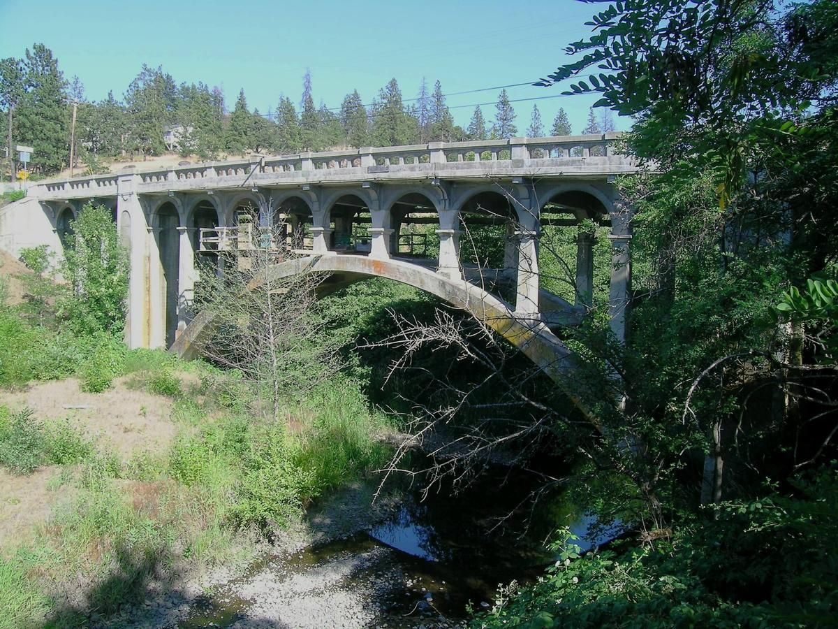 Mosier Creek Bridge