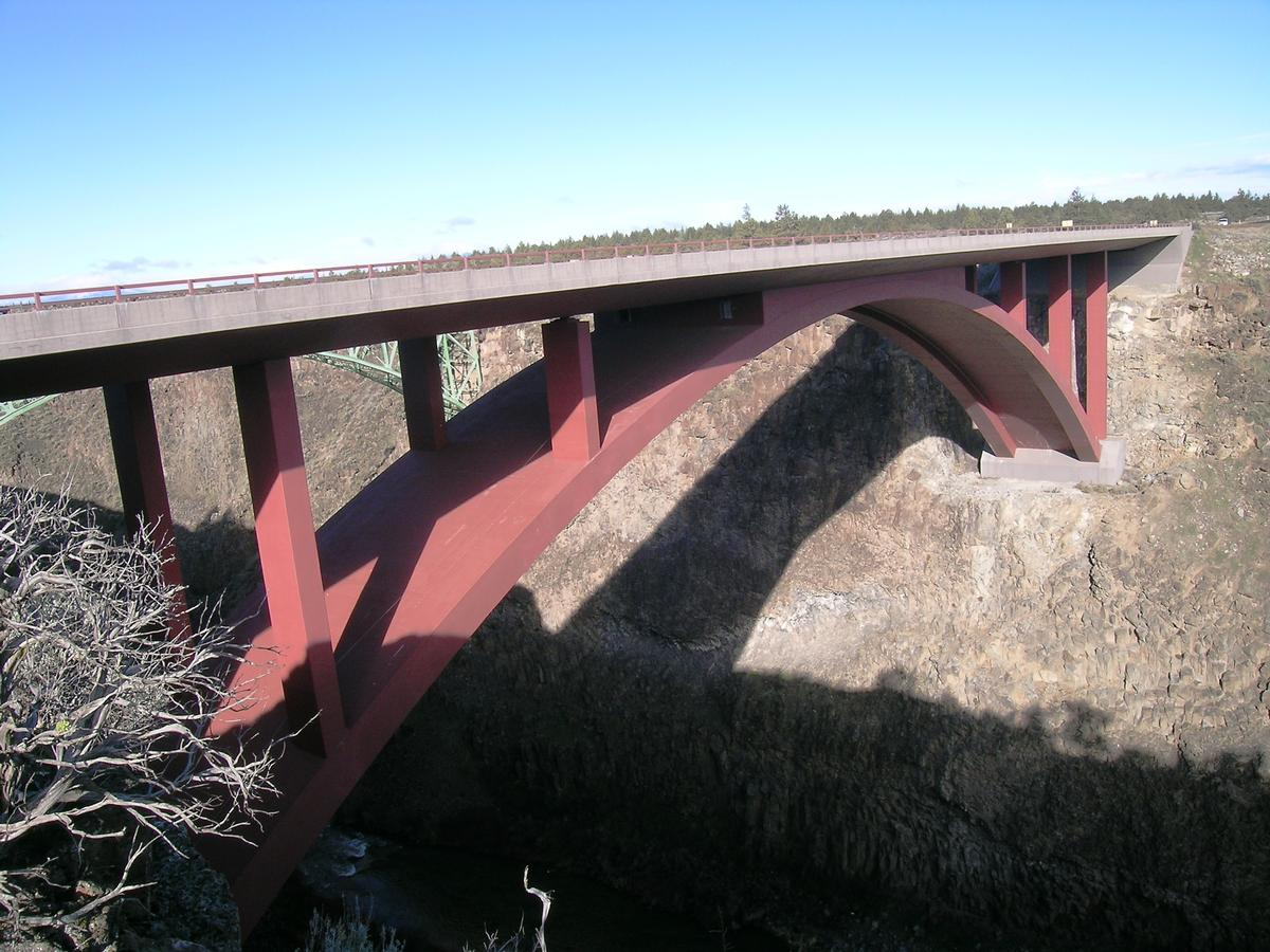 Rex T. Barber Bridge (New Crooked River Bridge)