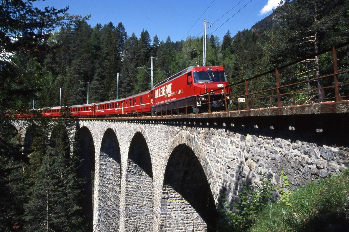 Schmittentobel Viaduct