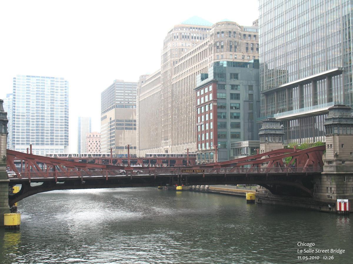 La Salle Street Bridge