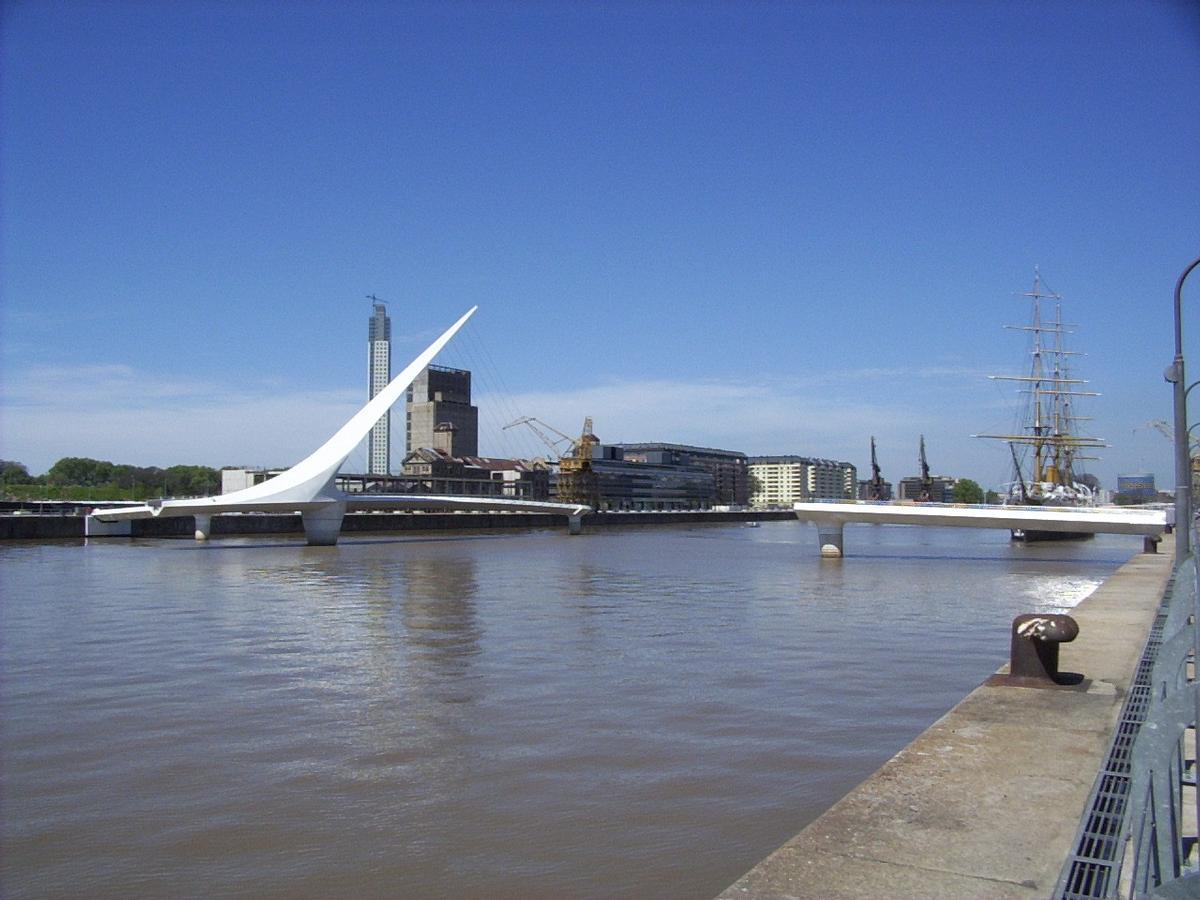Puente Puerto Madero (Buenos Aires)