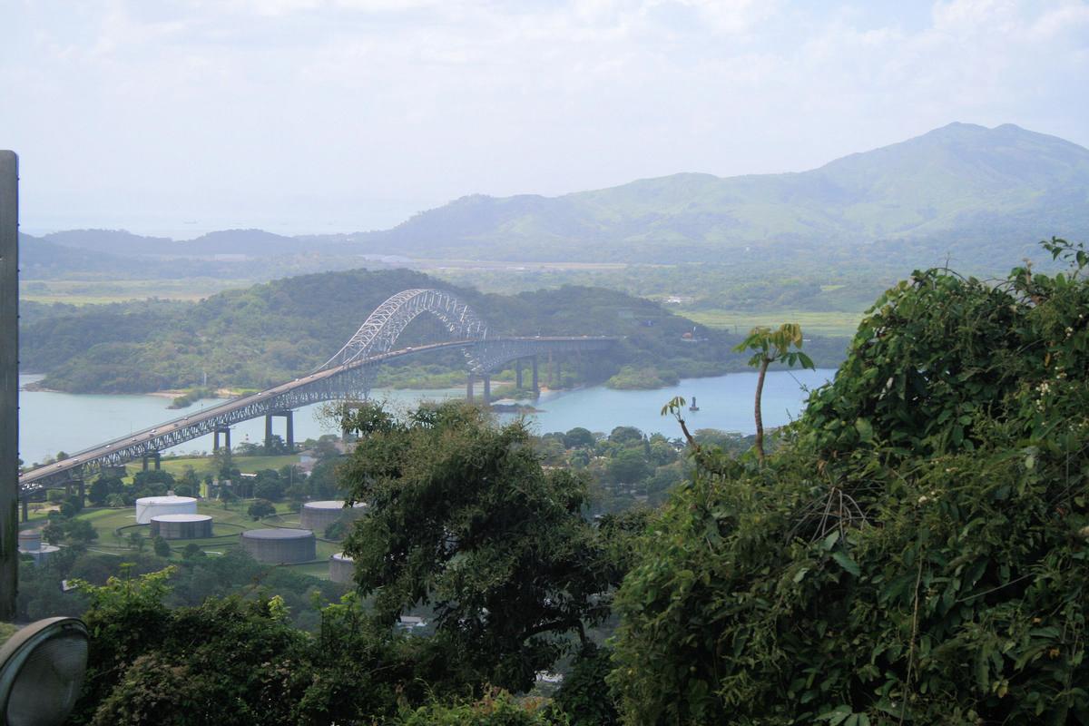 Bridge of the Americas, Panama