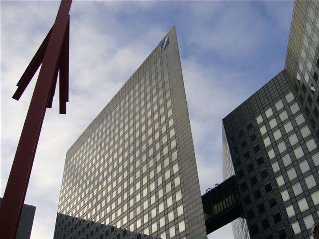 Paris-La Défense – Tour Voltaire & Tour Pascal