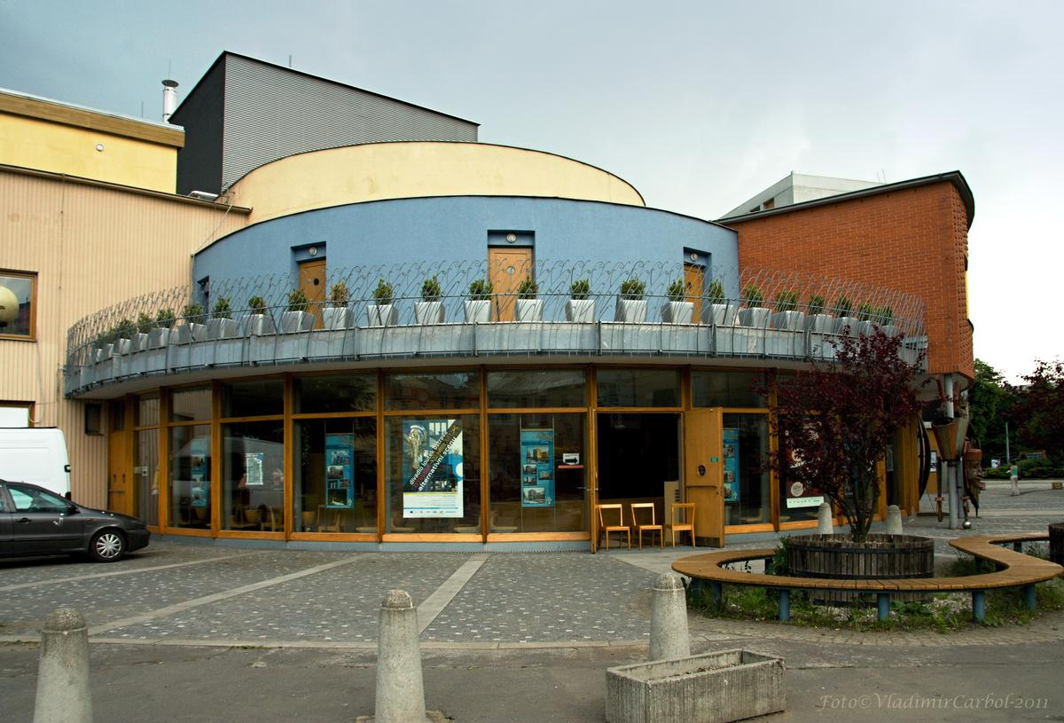 Puppet Theatre in Ostrava