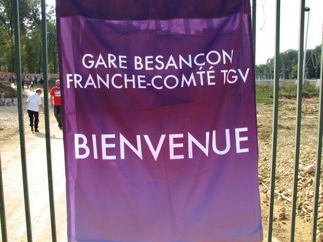 Besançon TGV Station