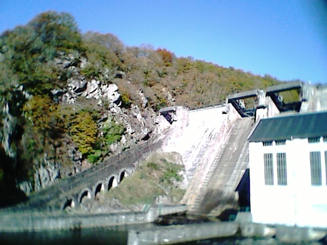 Barrage de Saint-Marc