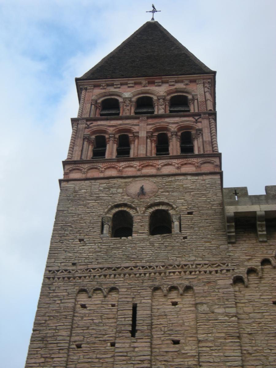 Abteikirche Saint-Philibert