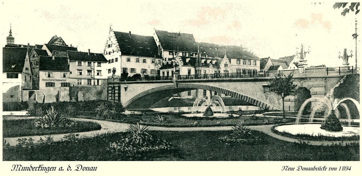 Munderkingen Bridge