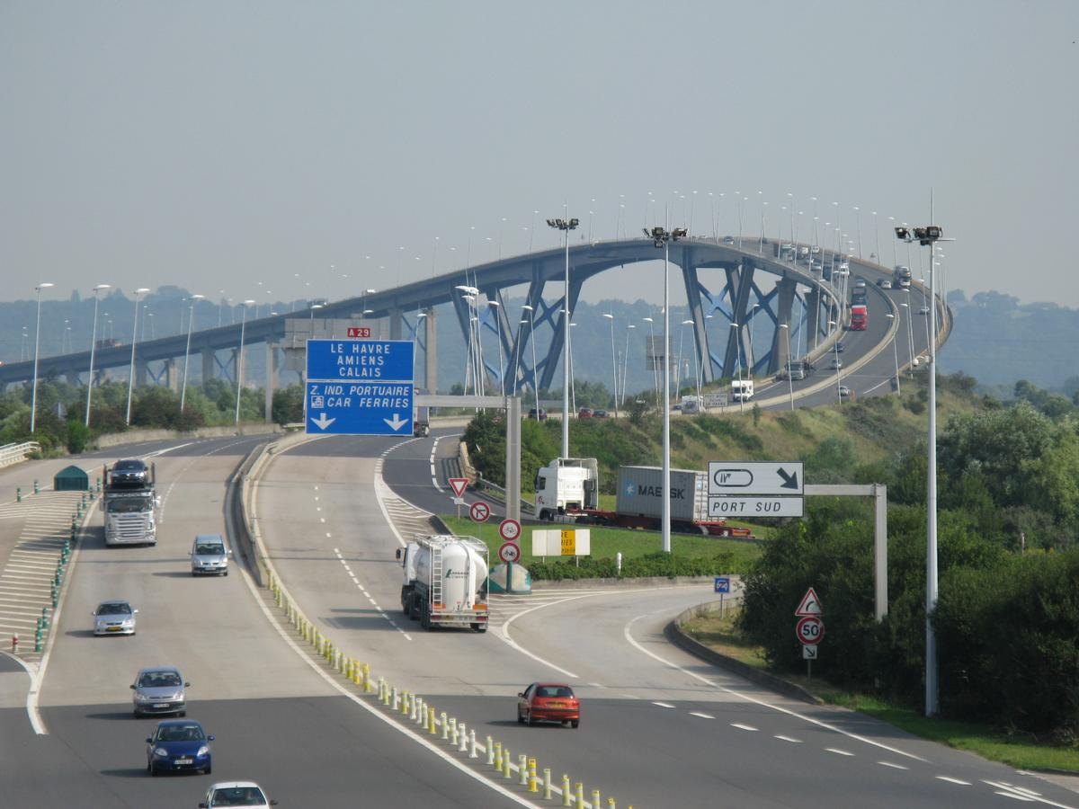 Grand Canal Bridge at Le Havre