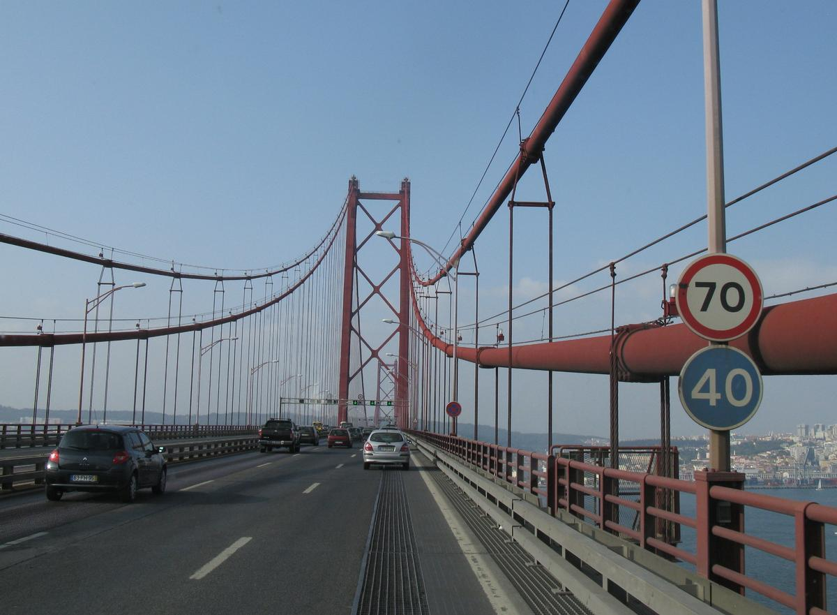 Tagus River Bridge