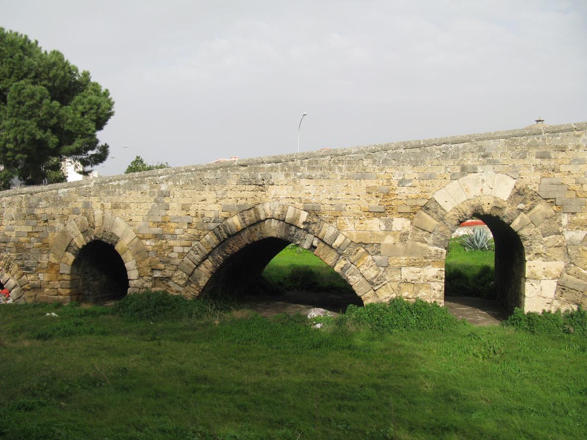 Palermo, Ponte di Ammiraglio (1113)
