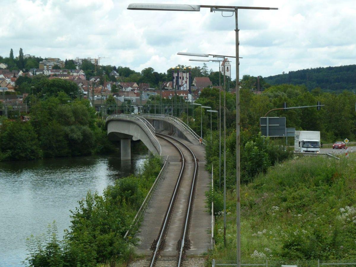Image No. 336531 Hafenbahnbrücke Plochingen