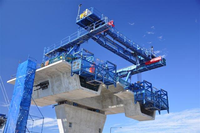 Airport Roundabout Upgrade Bridge BR001