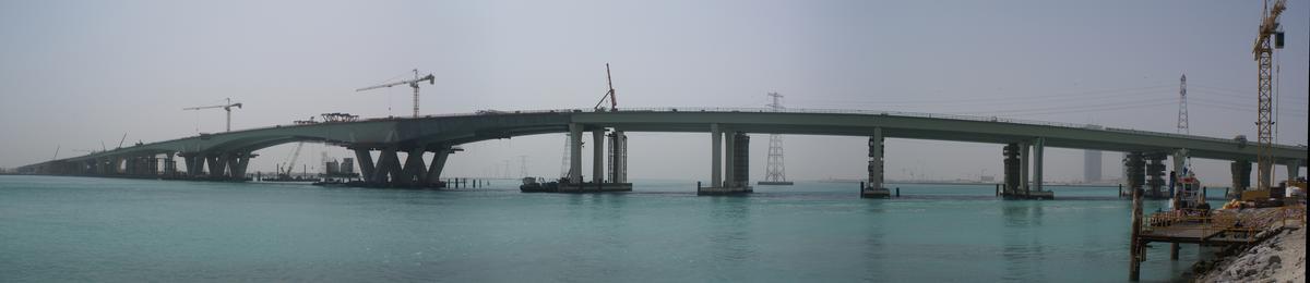 Saadiyat-Brücke