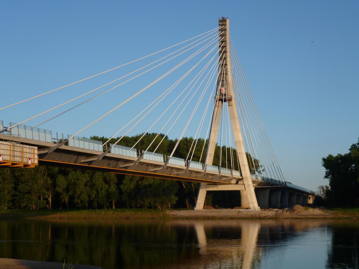 Schönebecker Elbauenbrücke