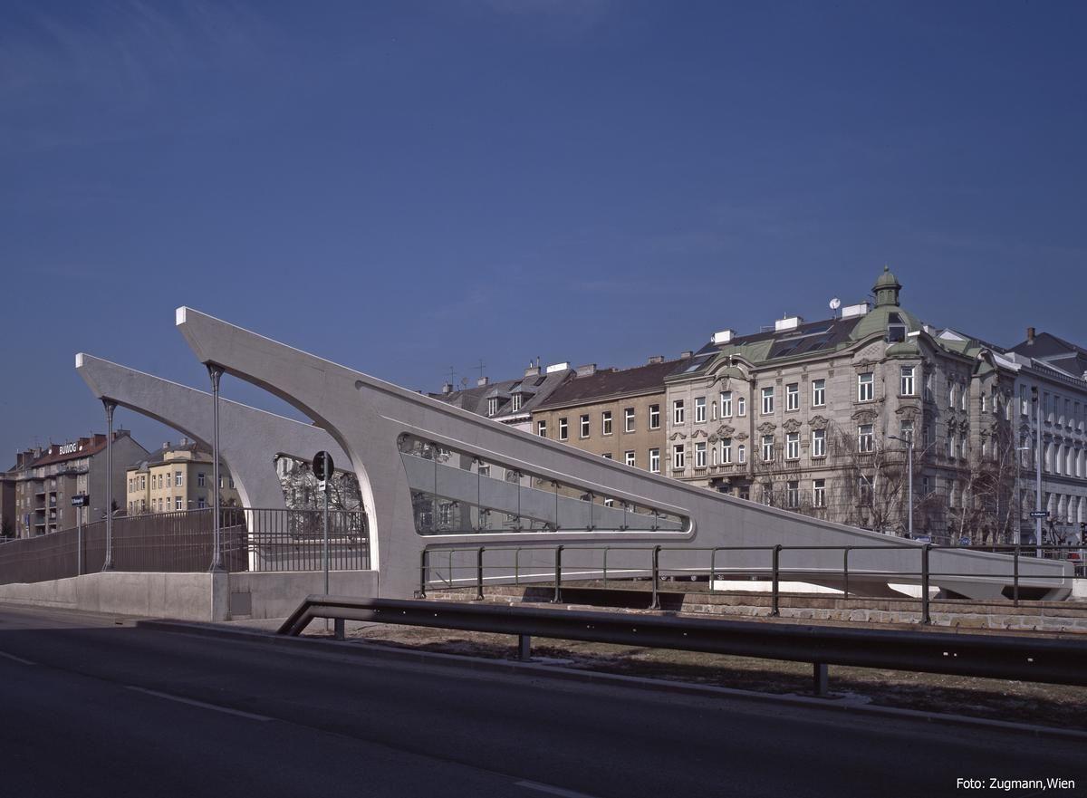 Paul-Amann-Steg, Wien
