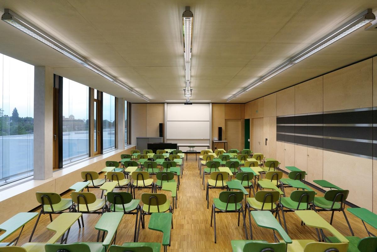 Seminarraum im Berufskolleg