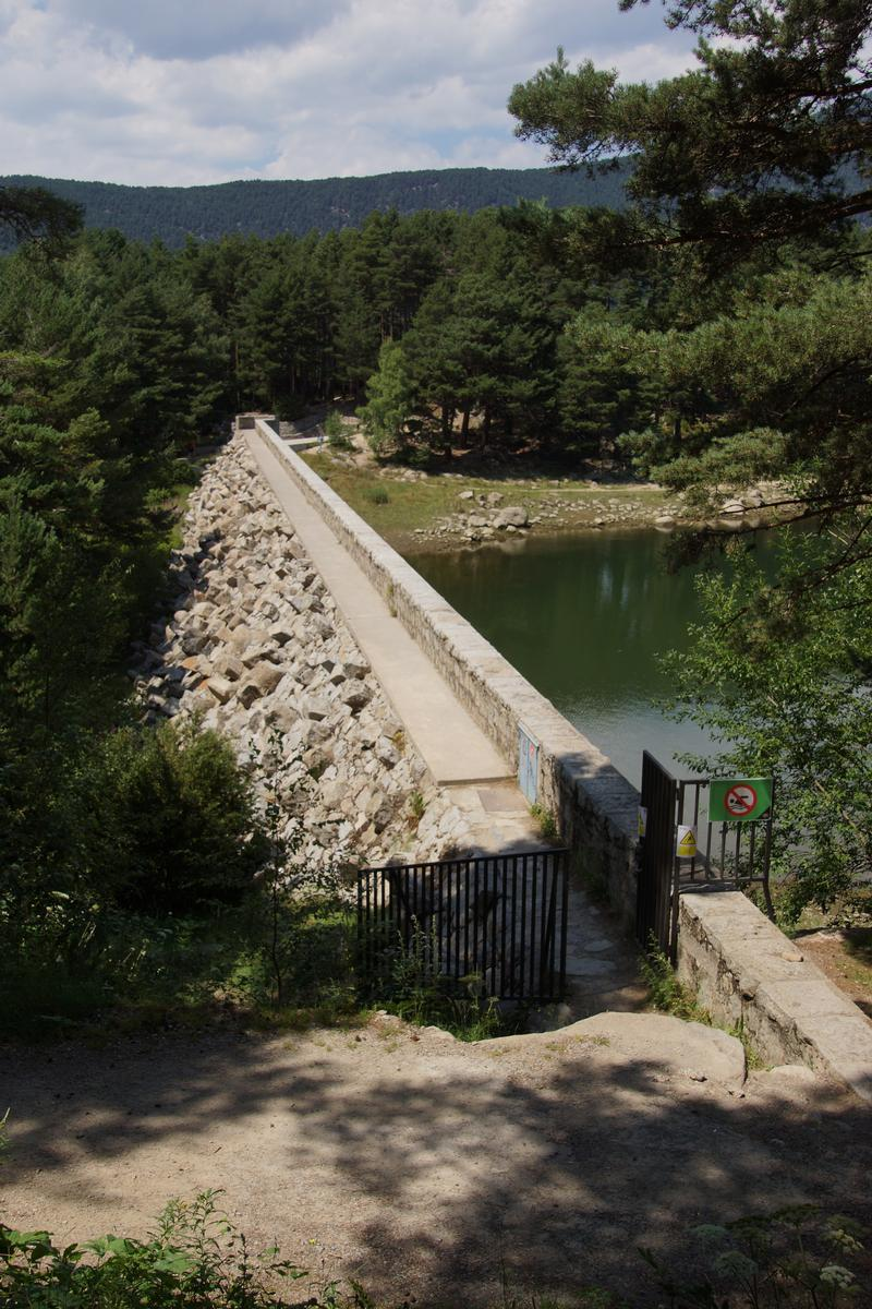 Staudamm Engolasters