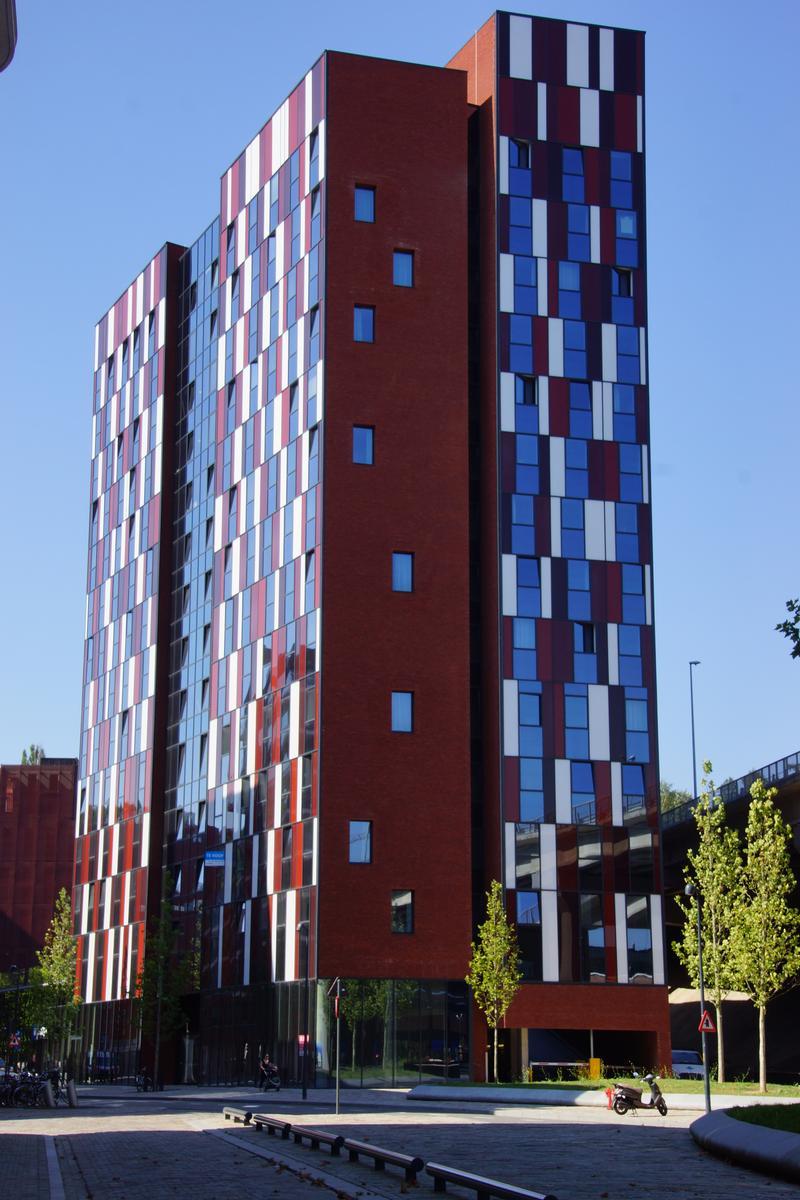 Wohnhochhaus Waterview