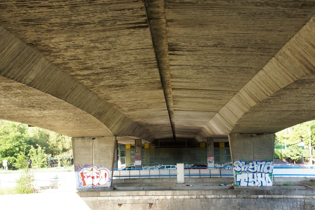 Puente de San Isidro