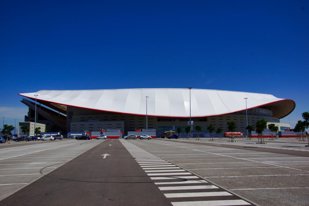 Wanda Metropolitano Stadium