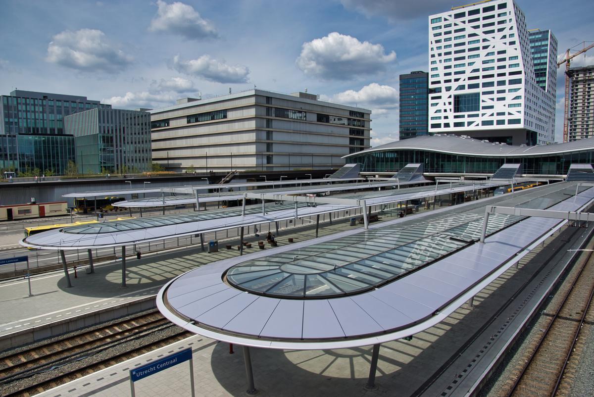 Bahnhof Utrecht Centraal
