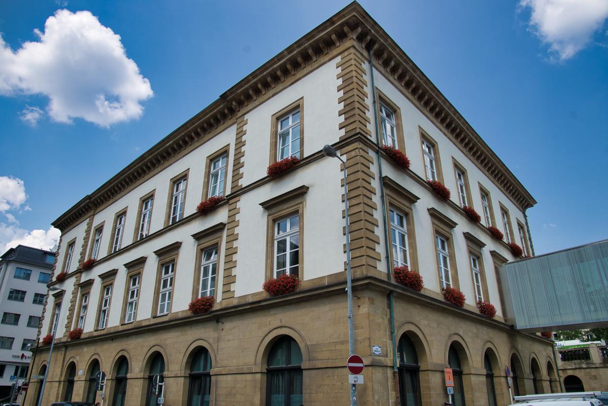 Hôtel de ville de Luxembourg