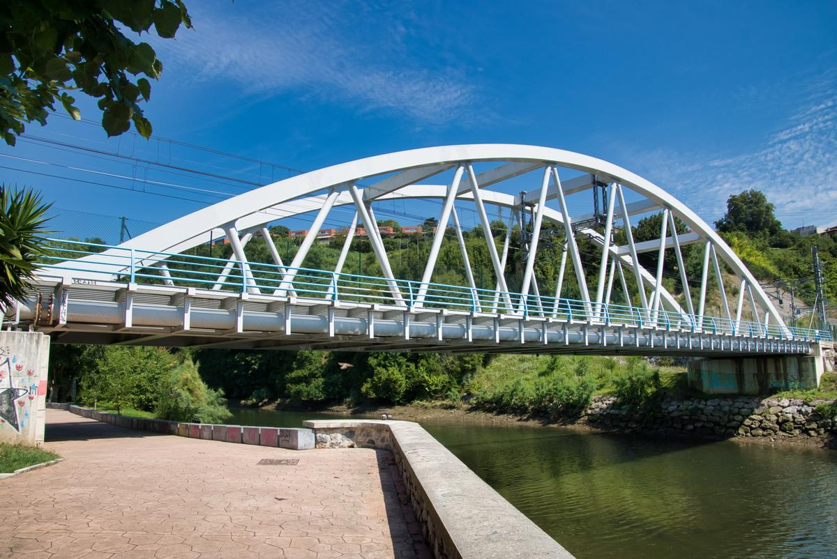 Bowstring-arch-truss bridges from around the world | Structurae