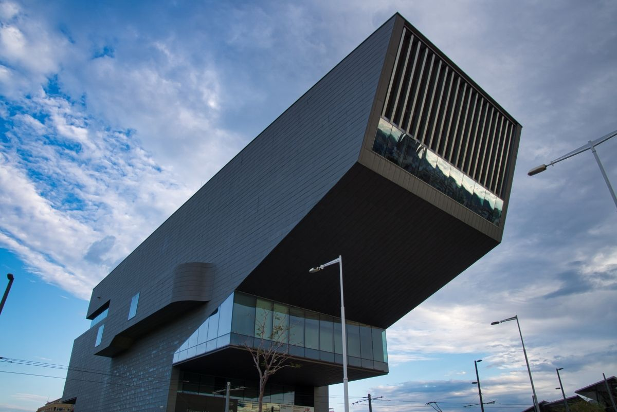Horizontal Cantilever Structures From Around The World