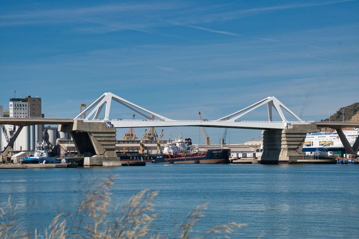 Pont de la Porte d'Europe
