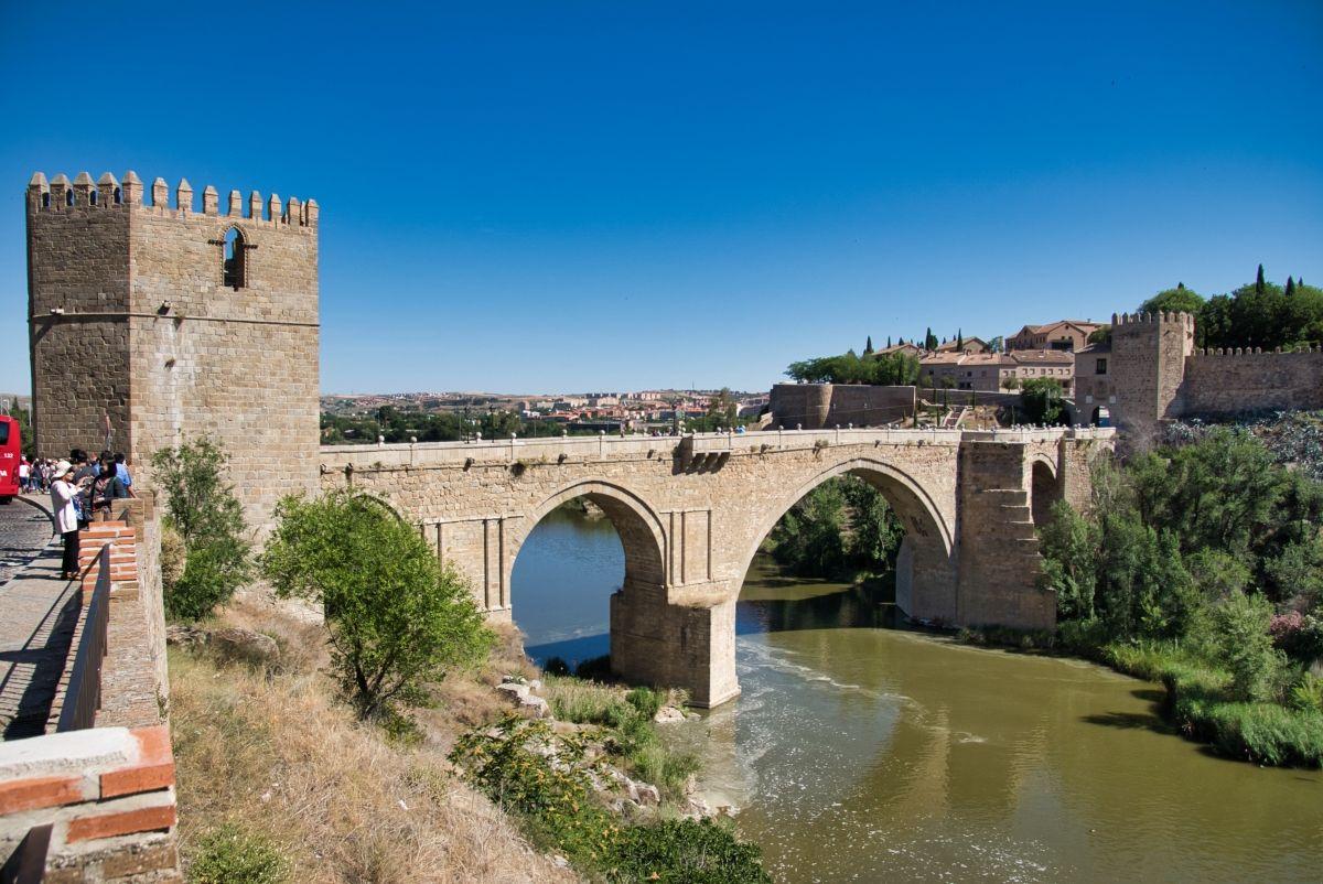 San Martin-Brücke