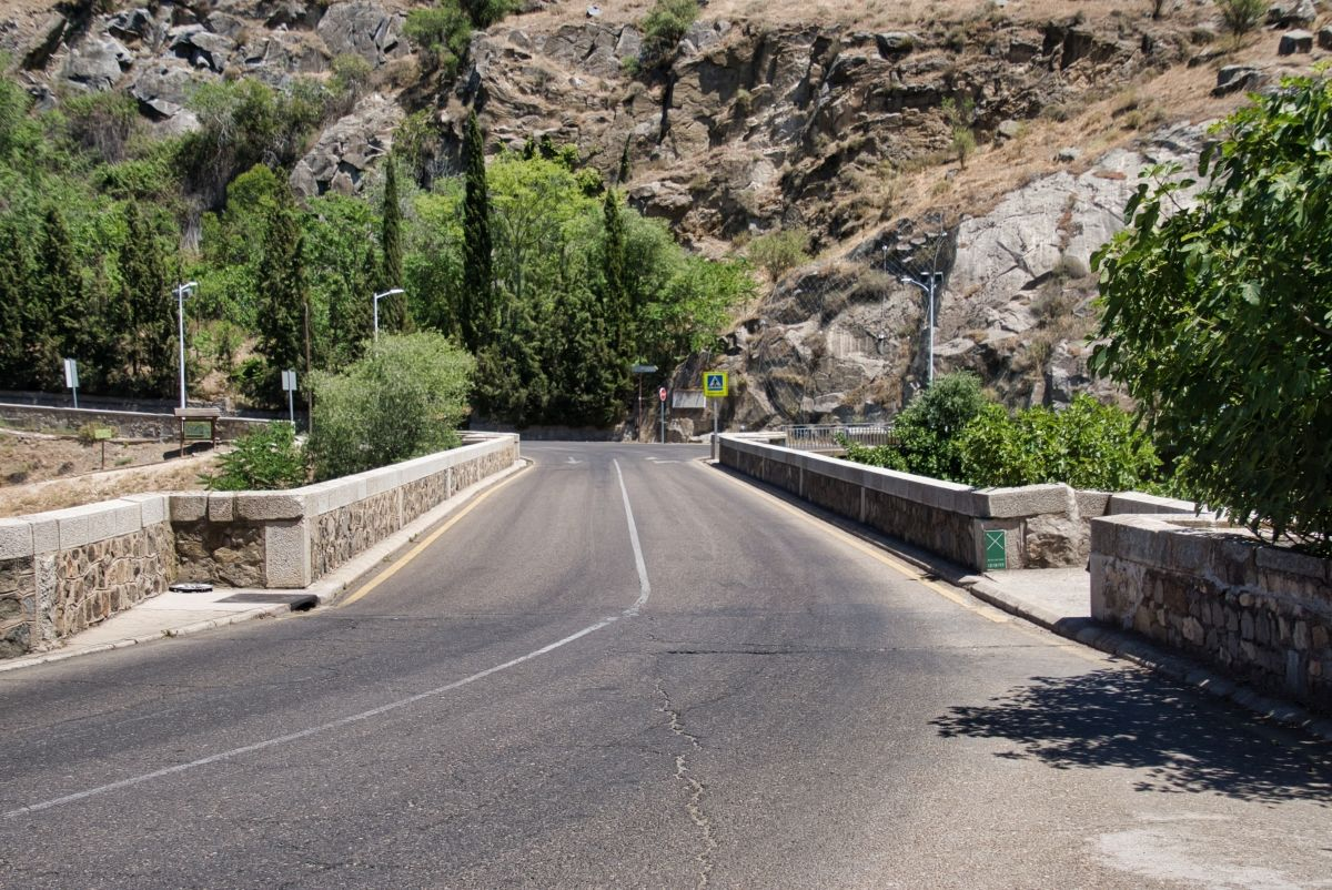 Nouveau pont d'Alcántara
