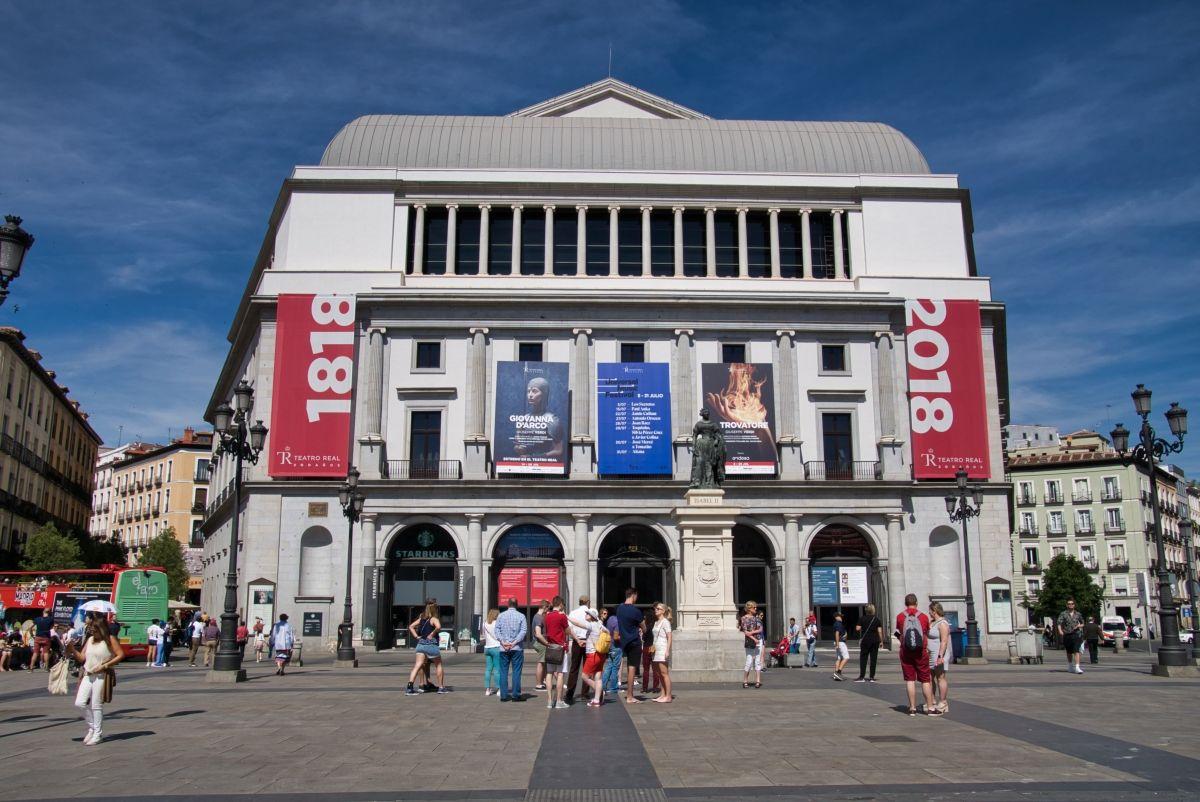Madrid Opera
