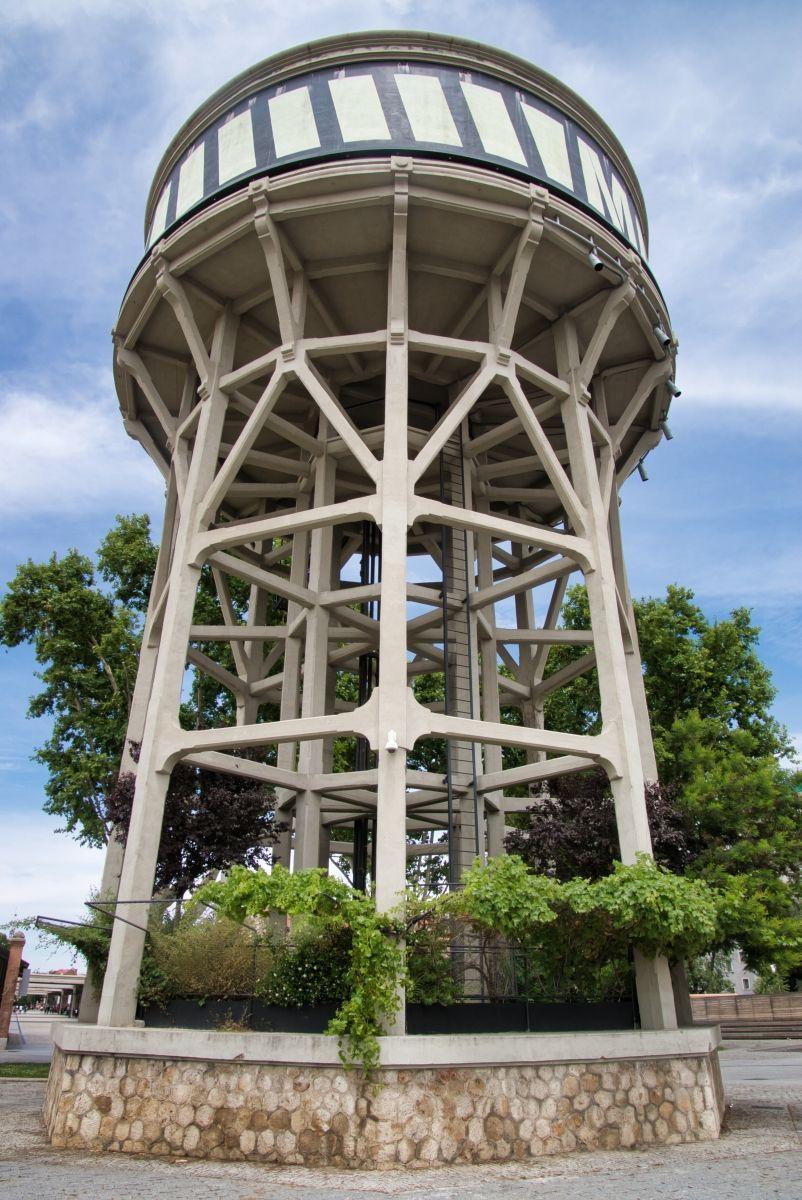 Château d'eau du Matadero