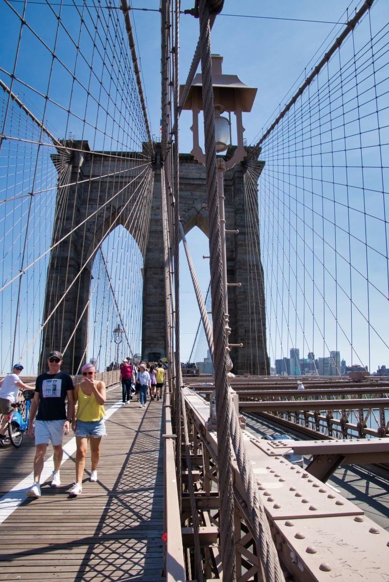 Brooklyn-Brücke
