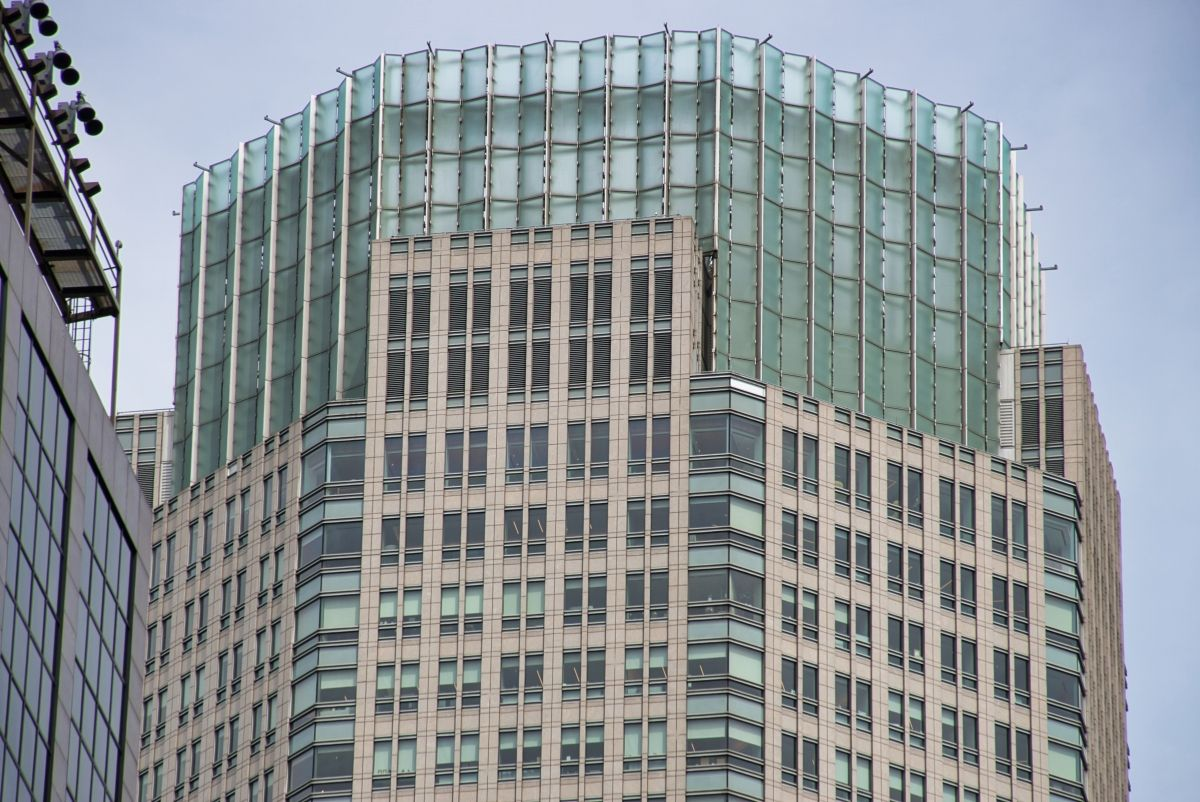 383 Madison Avenue Manhattan 2001 Structurae